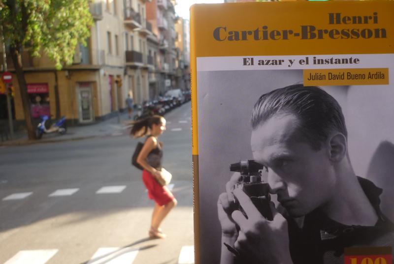 El azar y el instante - biografía de Henri Cartier-Bresson