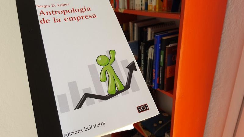 Antropología de la empresa libro